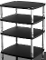 467. Solidsteel HF-4 Four Shelf Audio Rack