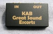 111. KAB Good Sound Escort Products