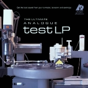 407. The Ultimate Analogue Test LP by Analogue Productions