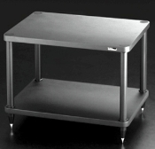 430. Solidsteel S3-2 Two Shelf Audio Rack