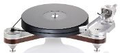 546. Clearaudio Innovation Wood Basic Turntable/ Tonearm Pkg.