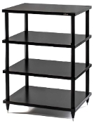 426. Solidsteel S2-4 Four Shelf Audio Rack