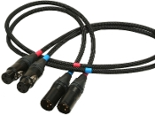 807. Acoustic Revive Line 1.0X-Triple C-FM XLR Interconnects