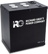 300. Richard Gray's Power Company 400 Pro II