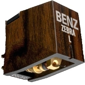 177. Benz Micro Zebra-L Low Output Moving Coil Phono Cartridge