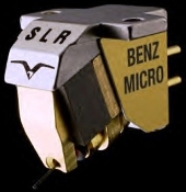178. Benz Micro SLR Gullwing Low Output MC Phono Cartridge